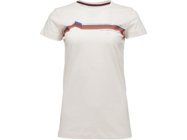 Black Diamond Perspective T-shirt Femme, sea salt